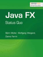 Java FX - Status Quo