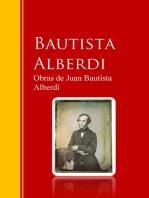 Obras de Juan Bautista Alberdi
