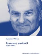 Discursos y escritos II: 1987-1996