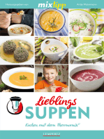 MIXtipp Lieblings-Suppen