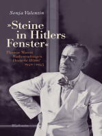 """»Steine in Hitlers Fenster"""""""