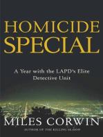 Homicide Special