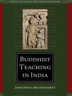 Buddhist Teaching in India