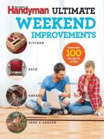 Family Handyman Ultimate Weekend Improvements