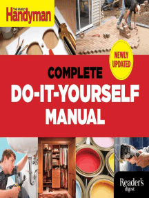 Complete Do-it-Yourself Manual Newly Updated