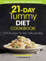 21-Day Tummy Diet Cookbook