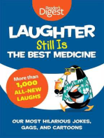 Laughter Still Is the Best Medicine: Our Most Hilarious Jokes, Gags, and Cartoons