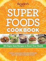 Super Foods Cookbook
