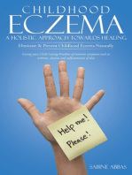 Childhood Eczema – a Holistic Approach Towards Healing