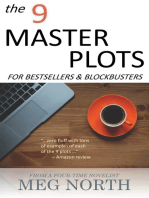 The 9 Master Plots for Bestsellers & Blockbusters