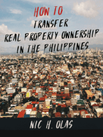 How to Transfer Real Property Ownership in the Philippines
