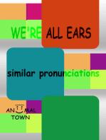 We're All Ears