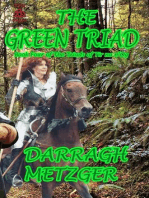 The Green Triad (The Triads of Tir na n'Og, #4)