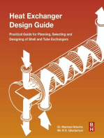 Heat Exchanger Design Guide: A Practical Guide for Planning, Selecting and Designing of Shell and Tube Exchangers