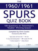 The 1960/1961 Spurs Quiz Book