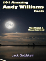 101 Amazing Andy Williams Facts
