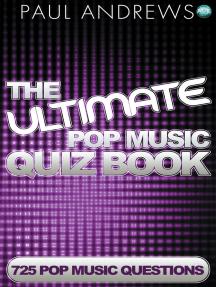 The Ultimate Pop Music Quiz Book