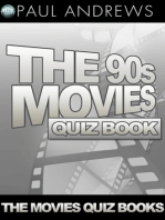 The 90s Movies Quiz Book