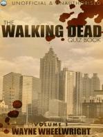 The Walking Dead Quiz Book