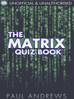 The Matrix Quiz Book