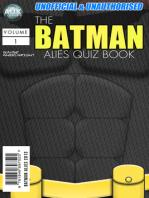 The Batman Allies Quiz Book