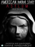 American Horror Story - Asylum Quiz Book