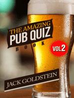 The Amazing Pub Quiz Book - Volume 2