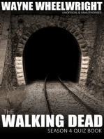 The Walking Dead Season 4 Quiz Book