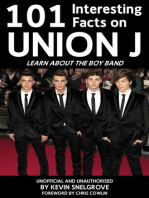 101 Interesting Facts on Union J