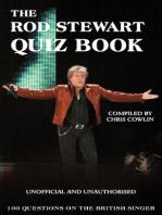 The Rod Stewart Quiz Book