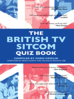 The British TV Sitcom Quiz Book
