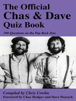 The Official Chas & Dave Quiz Book