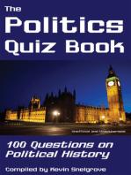 The Politics Quiz Book