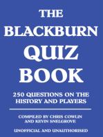 The Blackburn Quiz Book