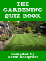 The Gardening Quiz Book