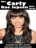 The Carly Rae Jepsen Quiz Book