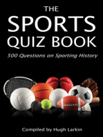 The Sports Quiz Book
