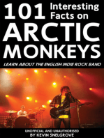 101 Interesting Facts on Arctic Monkeys