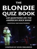 The Blondie Quiz Book