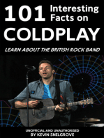 101 Interesting Facts on Coldplay