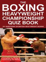 The Boxing Heavyweight Championship Quiz Book