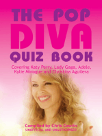 The Pop Diva Quiz Book
