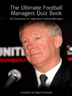 The Ultimate Football Managers Quiz Book