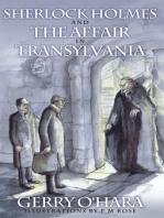 Sherlock Holmes and the Affair in Transylvania