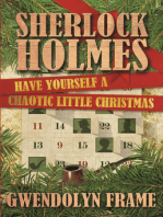 Sherlock Holmes Have Yourself a Chaotic Little Christmas