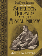 The Final Tales of Sherlock Holmes - Volume 1