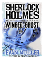 Sherlock Holmes and The Adventure of The Winged Ghost