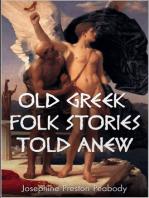 Old Greek Folk Stories Told Anew