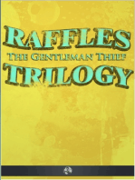 Raffles the Gentleman Thief - Trilogy