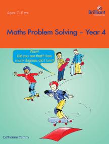 Maths Problem Solving Year 4 By Catherine Yemm Book border=